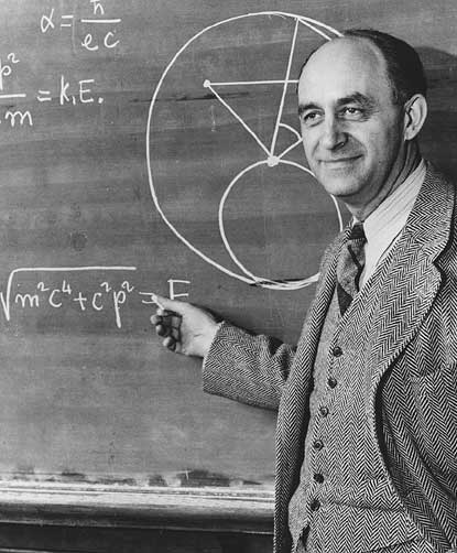 a biography of enrico fermi The pope of physics has 291 ratings and 58 reviews jean said: this is a  biography of enrico fermi (1901- 1954) he is italy's greatest scientist since g.