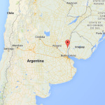 Gualeguaychu-Map