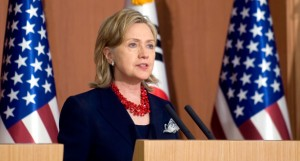 Hillary-Clinton-in-Seoul