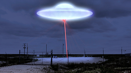 Saucer Beam UFOs and Nukes Doc